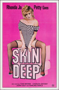 """Movie Posters:Adult, Skin Deep & Other Lot (Eros Films, 1982). Flat Folded, Very Fine+. One Sheets (2) (27"""" X 41"""" & 25"""" X 38""""). Adult.. ... (Total: 2 Items)"""