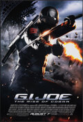 "Movie Posters:Action, G.I. Joe: The Rise of Cobra (Paramount, 2009). Rolled, Very Fine+. One Sheets (4) (27"" X 40"") DS Advance, 4 Styles. Action.... (Total: 4 Items)"