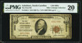 Asheboro, NC - $10 1929 Ty. 1 The First National Bank Ch. # 8953 PMG Very Fine 20