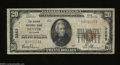 National Bank Notes:Colorado, Denver, CO - $20 1929 Ty. 1 The Denver NB Ch. # 3269