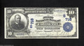 National Bank Notes:Kentucky, Covington, KY - $10 1902 Plain Back Fr. 624 The First NB