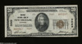 National Bank Notes:Louisiana, New Orleans, LA - $20 1929 Ty. 2 The Whitney NB Ch. # ...