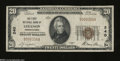 National Bank Notes:Pennsylvania, Lebanon, PA - $20 1929 Ty. 1 The First NB Ch. # 240