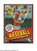 Baseball Collectibles:Others, 1980 TOPPS BASEBALL WAX PACK BOX (36). Plenty of Topps ...