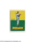 Baseball Cards:Singles (1960-1969), 1964 TOPPS STAND-UP CARL YASTRZEMSKI. Another rarity with ...