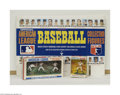 Baseball Cards:Other, CARL YASTRZEMSKI 1969 AND 1970 TRANSOGRAM BOXED FIGURINES ... (3items)