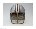 Football Collectibles:Helmets, Houston Oilers Mid-late 1960s George Blanda Autographed ...