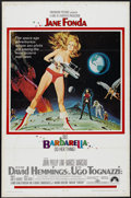 "Movie Posters:Science Fiction, Barbarella (Paramount, 1968). One Sheet (27"" X 41""). ScienceFiction...."