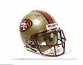 Autographs:Helmets, San Francisco 49ers 1990s Riddell Helmet Autographed By ...