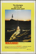 "Movie Posters:Adventure, Walkabout (20th Century Fox, 1971). One Sheet (27"" X 41"").Adventure...."