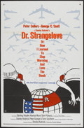 """Movie Posters:Comedy, Dr. Strangelove or: How I Learned to Stop Worrying and Love theBomb. (Columbia, 1964). One Sheet (27"""" X 41""""). Comedy...."""