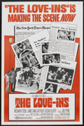 "Movie Posters:Drama, The Love-Ins (Columbia, 1967). One Sheet (27"" X 41""). Drama...."