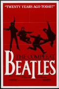 """Movie Posters:Documentary, The Compleat Beatles (TeleCulture, 1984). One Sheet (27"""" X 41""""). Rock and Roll Documentary...."""