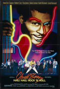 "Movie Posters:Rock and Roll, Chuck Berry: Hail! Hail! Rock 'n' Roll (Universal, 1987). One Sheet(26.5"" X 39.5""). Rock and Roll...."