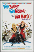 "Movie Posters:Adventure, Viva Maria! (United Artists, 1966). One Sheet (27"" X 41"").Adventure...."
