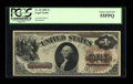 Fr. 30 $1 1880 Legal Tender PCGS Choice About New 55PPQ