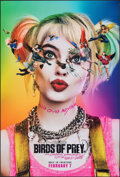 Movie Posters:Action, Birds of Prey: And the Fantabulous Emancipation of One Harley Quinn (Warner Bros., 2020). Rolled, Very Fine/Near Mint. One S...