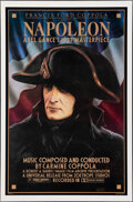 """Movie Posters:Foreign, Napoleon (Zoetrope, R-1981). Rolled, Very Fine+. One Sheets (2) Identical (27"""" X 41"""") Alan Talm Artwork. Foreign.. ... (Total: 2 Items)"""