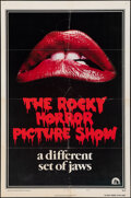 """Movie Posters:Rock and Roll, The Rocky Horror Picture Show (20th Century Fox, 1975). Folded, Fine+. One Sheet (27"""" X 41"""") Style A. Rock and Roll.. ..."""