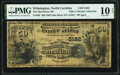 Wilmington, NC - $50 1882 Date Back Fr. 563 The Murchison National Bank Ch. # (S)5182 PMG Very Good 10