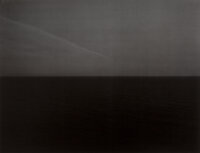 Hiroshi Sugimoto (b. 1948) Time Exposed # 338: Irish Sea, Isle of Man, 1990 Offset lithograph on pap