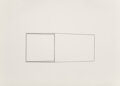 Prints & Multiples, Donald Judd (1928-1994). Untitled, 1974. Etching on paper. 30-3/4 x 41-3/4 inches (78.1 x 106 cm) (sheet). A.P. (aside f...