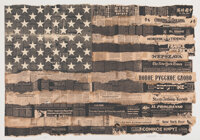 Massimo Vignelli (1931-2014) America the Melting Pot 1976, 1989 Screenprint in colors on archival pa