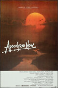 "Movie Posters:War, Apocalypse Now (United Artists, 1979). Rolled, Very Fine-. One Sheet (27"" X 41"") Bob Peak Artwork. War.. ..."