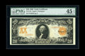 Large Size:Gold Certificates, Fr. 1184 $20 1906 Gold Certificate PMG Choice Extremely Fine 45 EPQ....