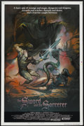 """Movie Posters:Fantasy, The Sword and the Sorcerer (Group 1, 1982). One Sheet (27"""" X 41"""").Fantasy...."""