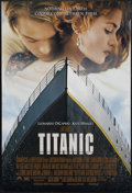"Movie Posters:Academy Award Winner, Titanic (20th Century Fox, 1997). One Sheet (27"" X 40"") DS. AcademyAward Winner...."