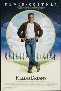 "Field of Dreams (Universal, 1989). One Sheet (27"" X 41""). Fantasy"