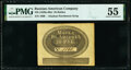 World Currency, Russia Russian-American Company 25 Rubles ND (1816-1867) Pick UNL Kardakoff 53.7 PMG About Uncirculated 55.. ...