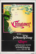 "Movie Posters:Mystery, Chinatown (Paramount, 1974). Folded, Very Fine. One Sheet (27"" X 41"") Jim Pearsall Artwork. Mystery.. ..."