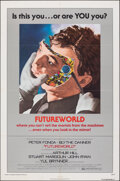 "Movie Posters:Science Fiction, Futureworld (American International, 1976). Folded, Fine/Very Fine. One Sheet (27"" X 41""). Science Fiction.. ..."