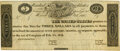 Large Size:War of 1812, United States - Act of February 24, 1815 $3 Treasury Note. Hessler X83A, Fr. TN-16. Unsigned Remainder. PMG Choice Uncirculat...