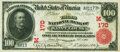 Saint Louis, MO - $100 1902 Red Seal Fr. 686 The Third National Bank Ch. # (M)170 PMG Very Fine 30