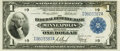 Fr. 735 $1 1918 Federal Reserve Bank Note PMG Choice About Uncirculated 58 EPQ