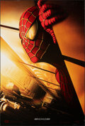 """Movie Posters:Action, Spider-Man (Columbia, 2002). Rolled, Very Fine. Spanish Language One Sheet (26.75"""" X 39.75"""") DS Advance. Action.. ..."""