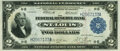 Fr. 771 $2 1918 Federal Reserve Bank Note PMG Choice Very Fine 35 EPQ