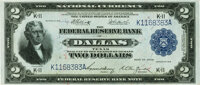 Fr. 777 $2 1918 Federal Reserve Bank Note PMG Choice About Uncirculated 58 EPQ