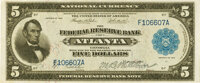 Fr. 788 $5 1915 Federal Reserve Bank Note PMG About Uncirculated 53