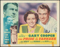"""Movie Posters:Sports, The Pride of the Yankees (RKO, R-1949). Fine. Lobby Card (11"""" X 14"""") & Autographed Page (4"""" X 4.75""""). Sports.. ... (Total: 2 Items)"""