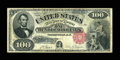Large Size:Legal Tender Notes, Fr. 181 $100 1880 Legal Tender Very Fine....