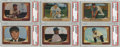 Baseball Cards:Sets, 1955 Bowman Baseball Complete Set (320) Plus Six Variations.Offered is a 1955 Bowman complete set, including the 320 regula...
