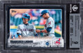 Baseball Cards:Singles (1970-Now), 2015 Topps Update Francisco Lindor (Black) #US2...