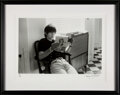 Music Memorabilia:Photos, The Rolling Stones Photo Prints Signed and Numbered by Terry O'Neill (2) (circa 1960s)....