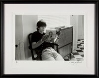The Rolling Stones Photo Prints Signed and Numbered by Terry O'Neill (2) (circa 1960s)