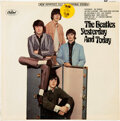 Music Memorabilia:Recordings, The Beatles Yesterday and Today Stereo Vinyl LP Still Sealed With Original Price Sticker (Capitol, 2553, 1966)....