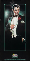 "Movie Posters:Miscellaneous, Cary Grant (Nostalgia Merchant, 1986). Rolled, Very Fine. Video Poster (20"" X 40"") Drew Struzan Artwork. Miscellaneous.. ..."